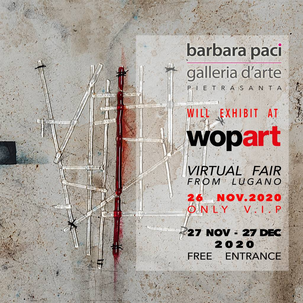 WopArt Lugano - Digital Fair - 2020